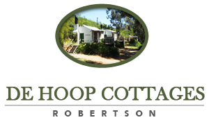 de hoop cottages accommodation robertson